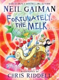 Image result for chris riddell fortunately the milk